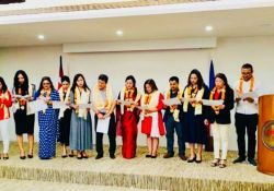 Elected Officers And Board Of Directors (2019 - 21) : Oath Taking Ceremony