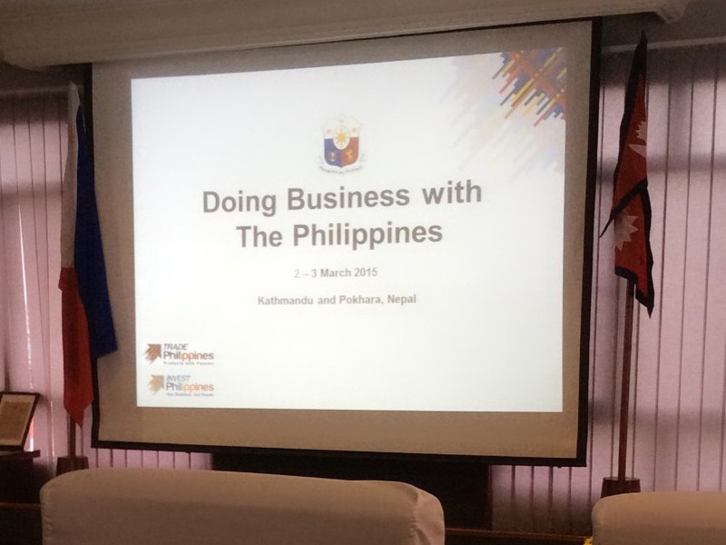 Nepal-Philippines Chamber of Commerce and Industry (NPCCI